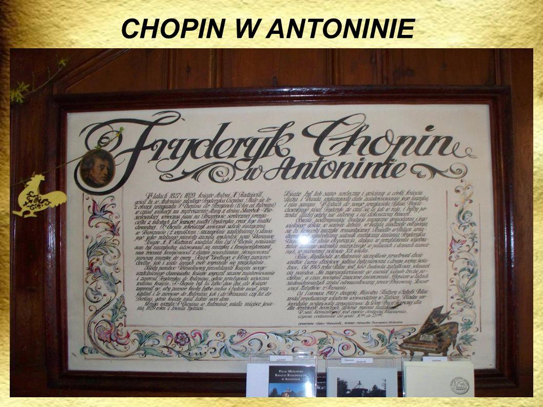 CHOPIN W ANTONINIE