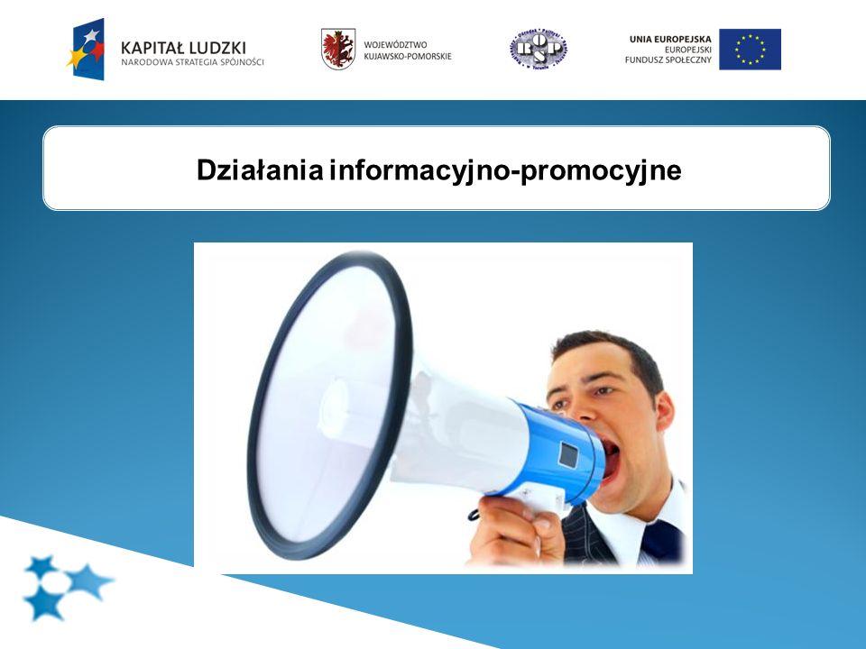 Działania informacyjno-promocyjne