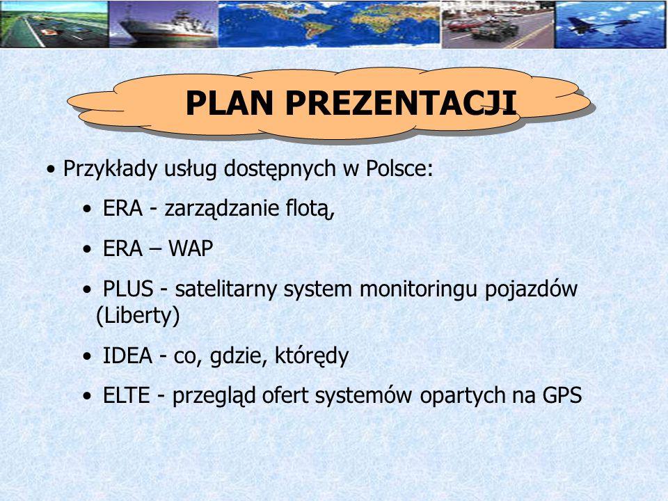 Globalny System Pozycjonowania (Global Positioning System) Właścicielem systemu GPS jest Departament Obrony USA.