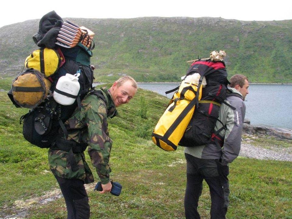 Po kilku dniach deszczu wycofujemy się z gór