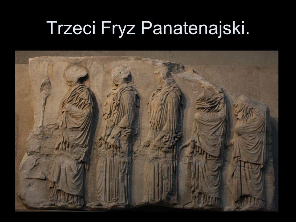 Trzeci Fryz Panatenajski.