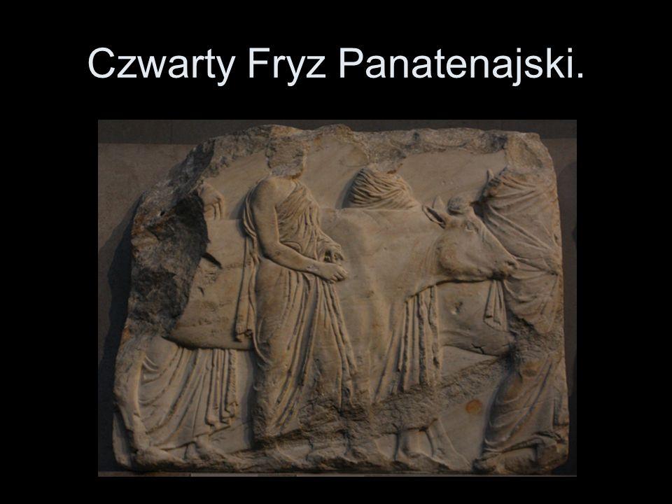 Czwarty Fryz Panatenajski.