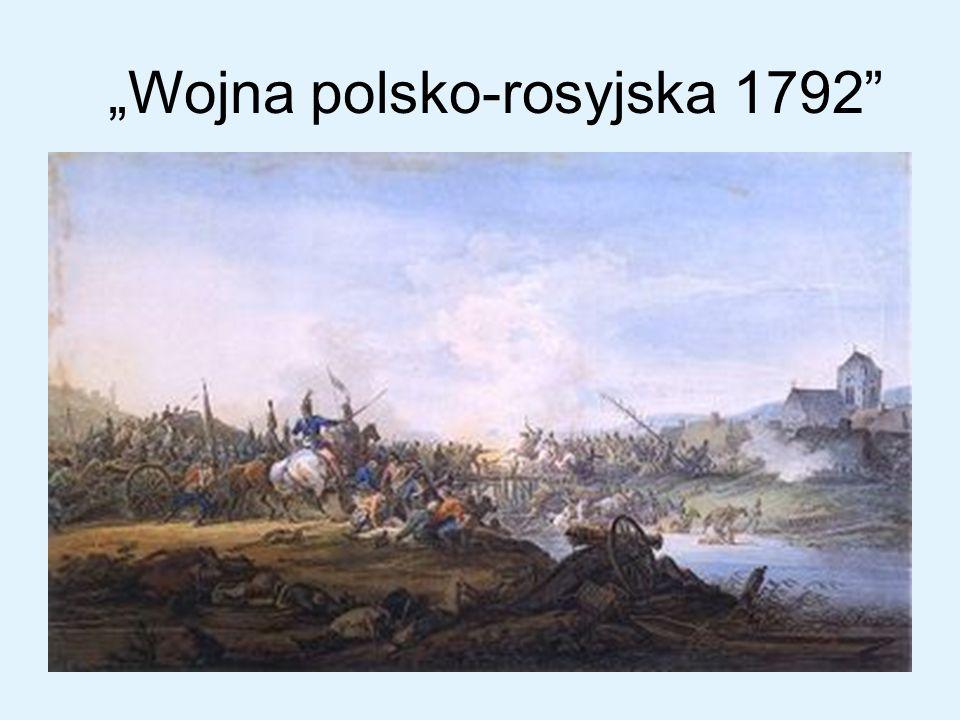 Wojna polsko-rosyjska 1792