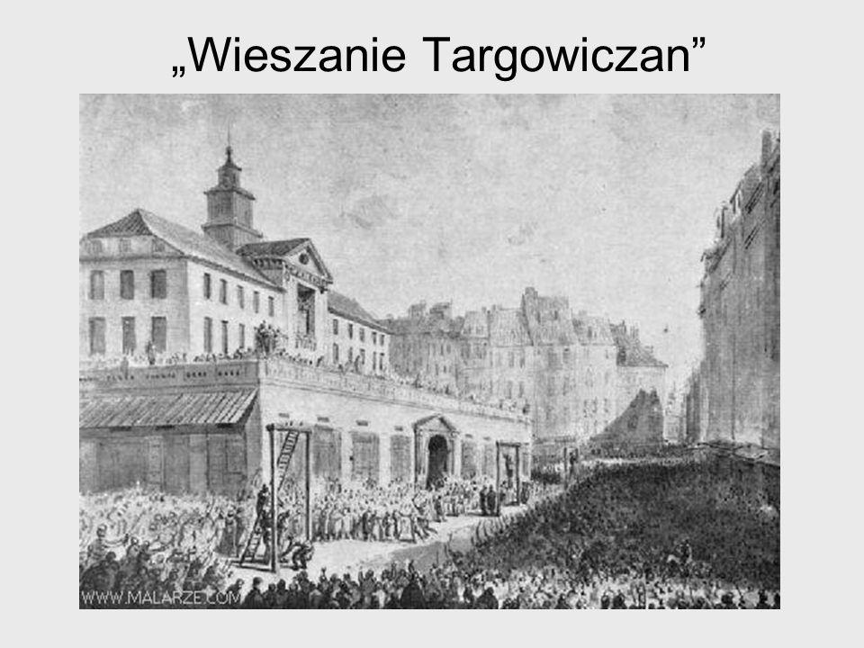 Wieszanie Targowiczan