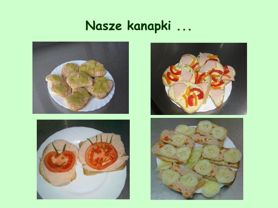 Nasze kanapki...