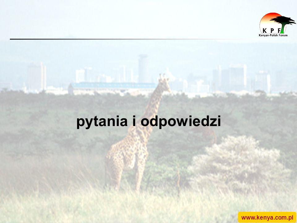 www.kenya.com.pl pytania i odpowiedzi
