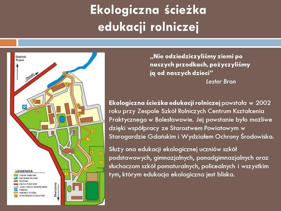 Stanowisko 1 Co chcemy Ci pokazać Poznajemy stanowiska edukacyjne i zasady korzystania z ekologicznej ścieżki edukacyjnej