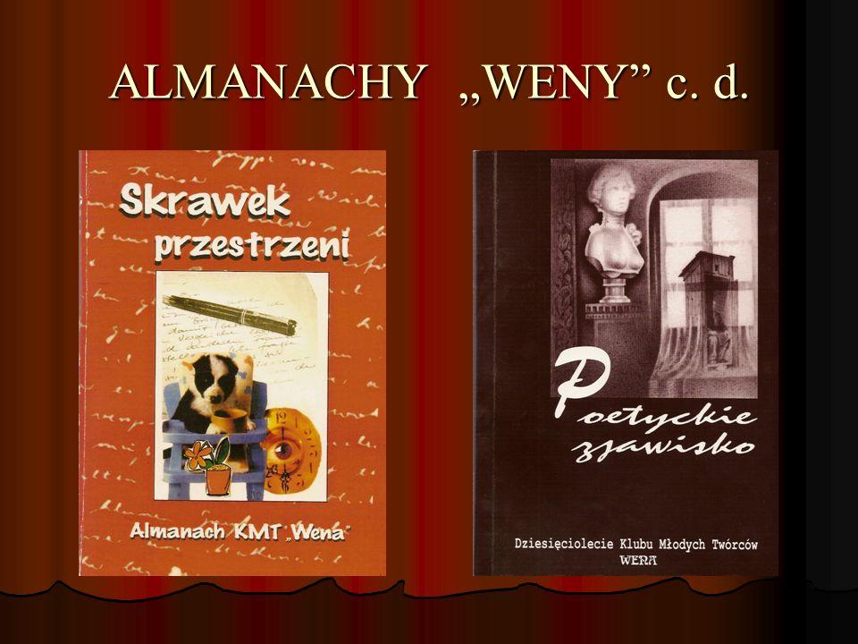 ALMANACHY WENY c. d.