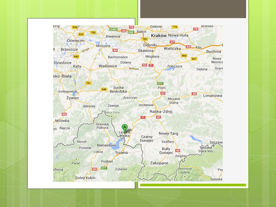 Najbliższe atrakcje: Jabłonka -5 km –unikalny regionalny targ, Orawski Park Etnograficzny na Słowacji-5 km- Jezioro Orawskie, po słowackiej stronie pełna oferta wodnych atrakcji Babia Góra-10 km Czarny Dunajec-16km Zawoja- 33 km-centrum narciarskie Rabka Zdrój-35 km-wody zdrojowe Zakopane-45 km Wadowice-77km Kraków-100 km nasz ośrodek to świetna baza wypadowa
