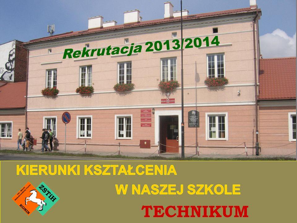 Fl. Fryzowicz Rekrutacja 2013/2014