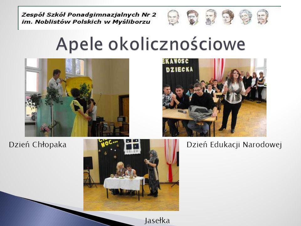 Dzień ChłopakaDzień Edukacji Narodowej Jasełka