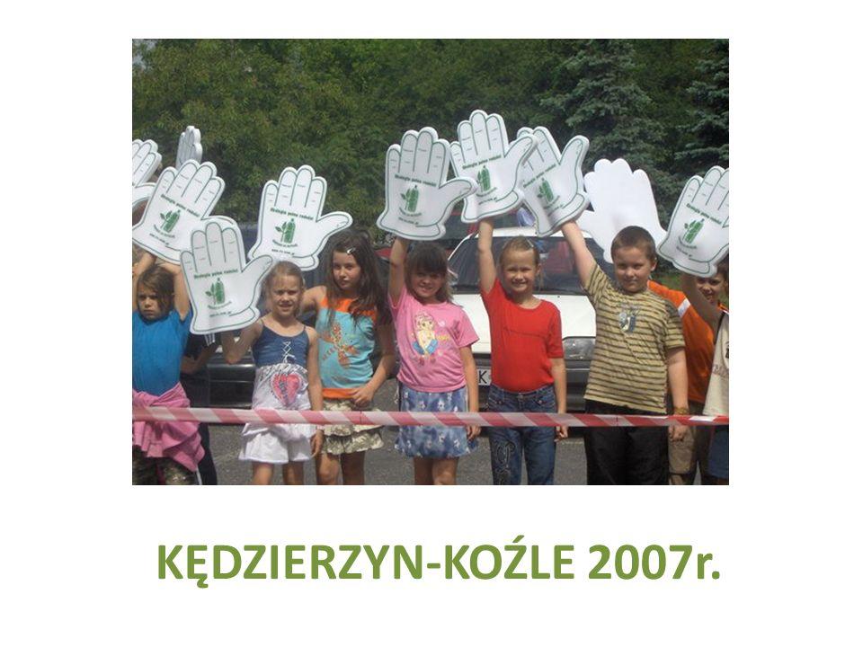 KĘDZIERZYN-KOŹLE 2007r.