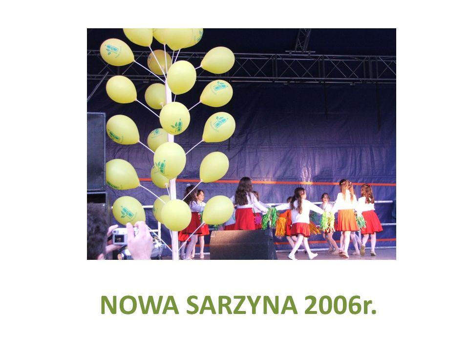 NOWA SARZYNA 2006r.