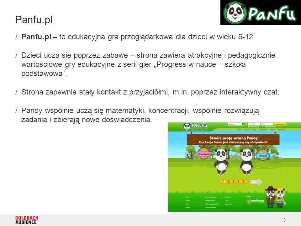 3 /Panfu.pl – to edukacyjna gra przeglądarkowa dla dzieci w wieku 6-12 /Dzieci uczą się poprzez zabawę – strona zawiera atrakcyjne i pedagogicznie wartościowe gry edukacyjne z serii gier Progress w nauce – szkoła podstawowa.