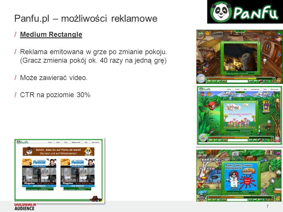7 /Medium Rectangle /Reklama emitowana w grze po zmianie pokoju.