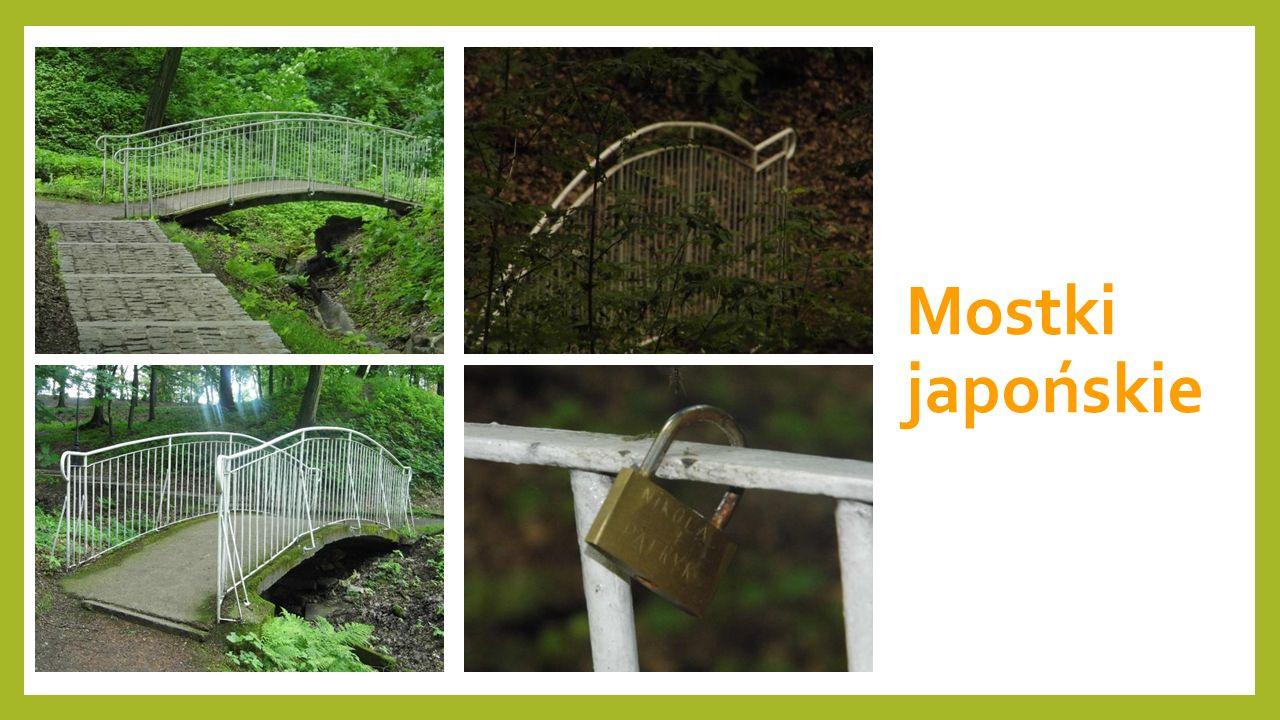 Mostki japońskie