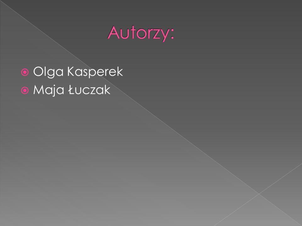 Olga Kasperek Maja Łuczak
