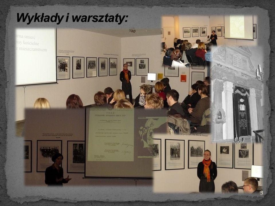 Podstawowe zagadnienia judaizmuŻycie religijne ŻydówHistoria Żydów od starożytności po wieki średnieHistoria Żydów w czasach nowożytnychAntyjudaizm i antysemityzm od średniowiecza po czasy nowożytneHolokaust w EuropieZagłada Żydów w PolsceHolokaust w literaturzeSprawiedliwi wśród Narodów ŚwiataŻydzi w powojennej PolsceAntysemityzm w powojennej Europie 2