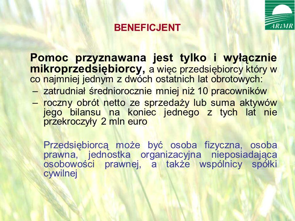 opracował: Bartłomiej Raczek26 BRAK FINANSOWANIA Wsparciu finansowemu nie podlegają w szczególności: koszty podatku VAT koszty zakupu używanego sprzętu, maszyn i urządzeń.