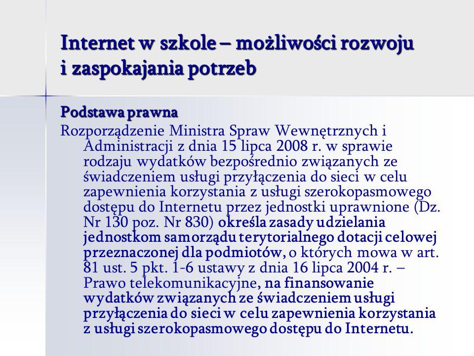 Podstawa prawna Rozporządzenie Ministra Spraw Wewnętrznych i Administracji z dnia 15 lipca 2008 r.