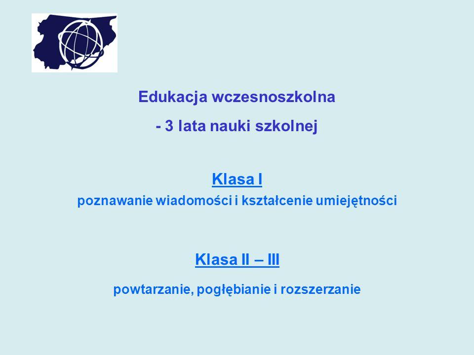 Cele edukacji wczesnoszkolnej Wspomaganie dziecka w rozwoju: Intelektualnym Społecznym Etycznym Fizycznym Estetycznym