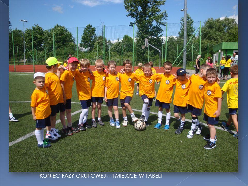 14 czerwca na Orliku przy ulicy Batalionów Chłopskich odbyły się 4 mecze finałowe.