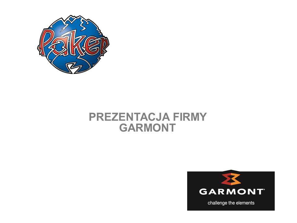 PREZENTACJA FIRMY GARMONT