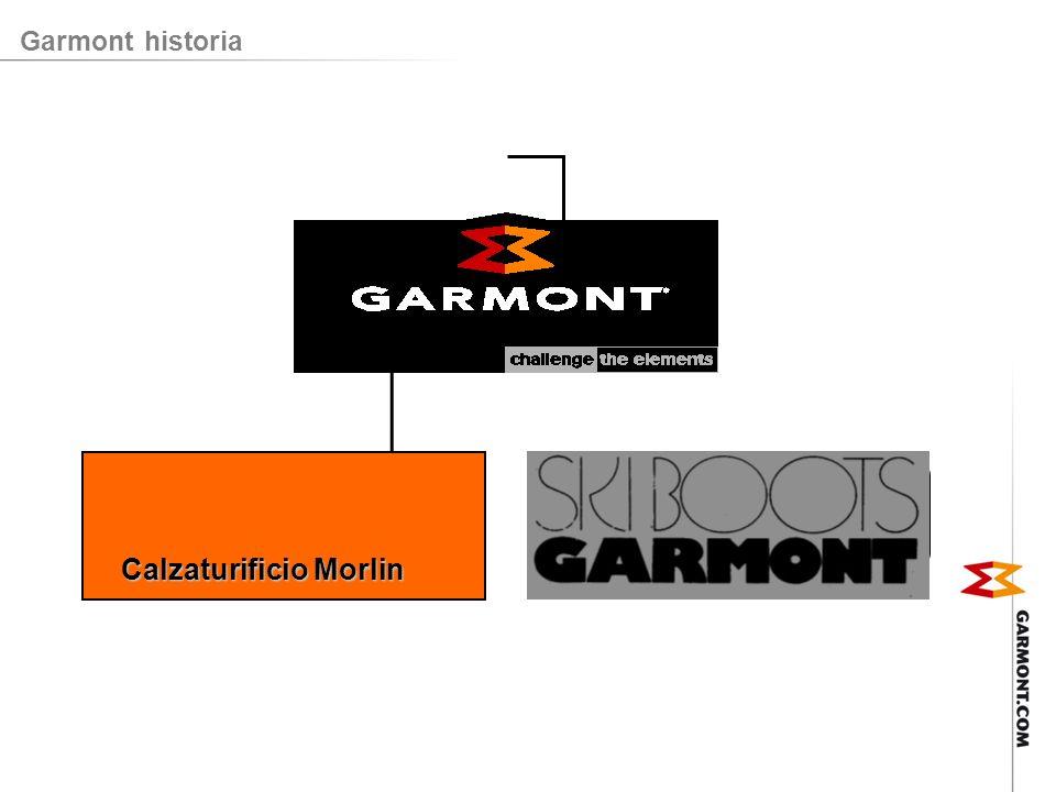 Garmont historia Calzaturificio MorlinGarmont Calzaturificio Morlin