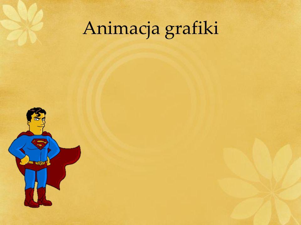 Animacja grafiki