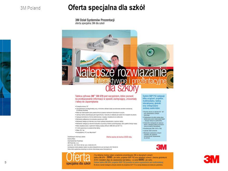 3 3M Poland Oferta specjalna dla szkół