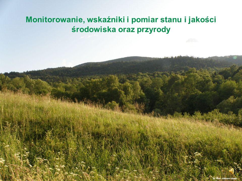 Monitoring przyrody – podstawy prawne Podstawy prawne monitoringu środowiska przyrodniczego tworzą: Ustawa z dnia 16 kwietnia 2004r. o ochronie przyro