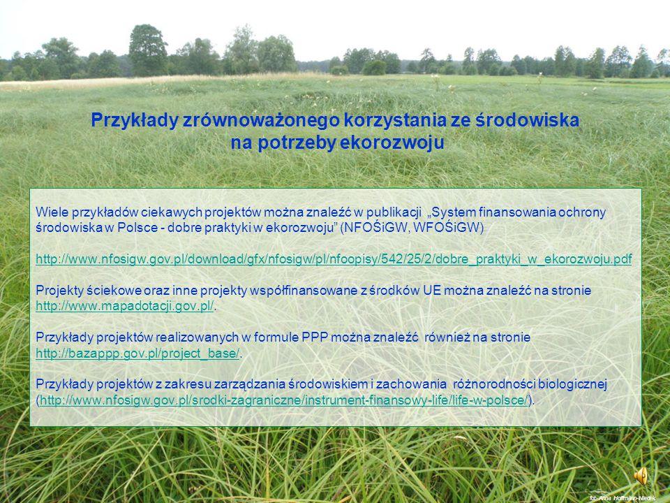 Wskaźniki zrównoważonego rozwoju na poziomie lokalnym (2) Przykładowe wskaźniki zrównoważonego rozwoju lokalnego zastosowane w systemie SAS obejmują: