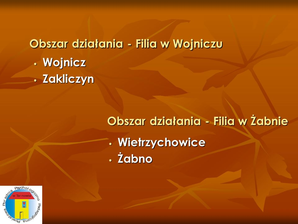 Turnus logopedyczny Lato z Zuzią 2009 Organizator : Filia w Wojniczu Adresaci : dzieci oddziału przedszkolnego i nauczania zintegrowanego Termin : 29.06-10.07.2009r.