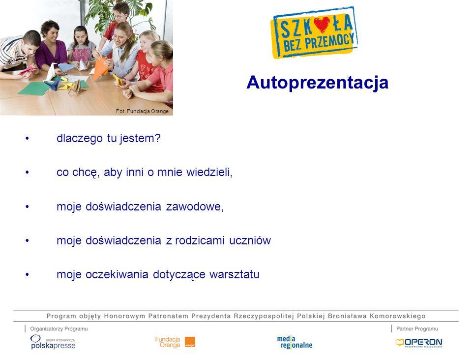 Fot.Fundacja Orange Jak dobrze szkoła wypełnia swoje zadania.
