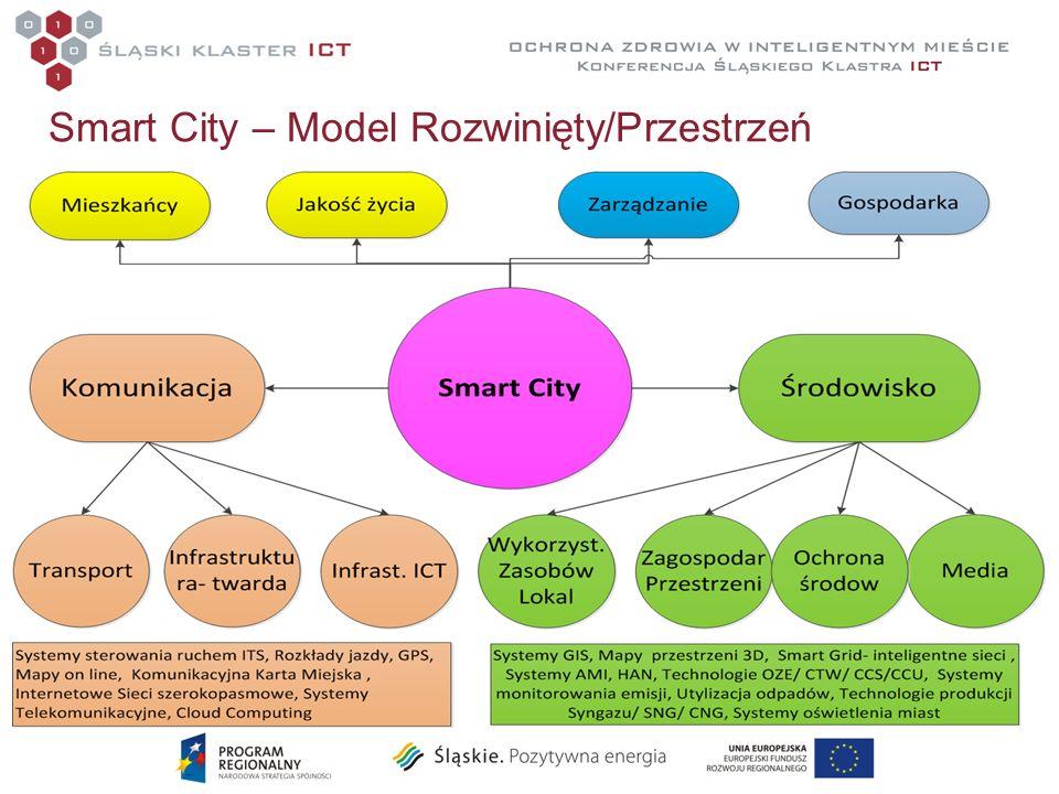 Smart City – Model Rozwinięty/Przestrzeń