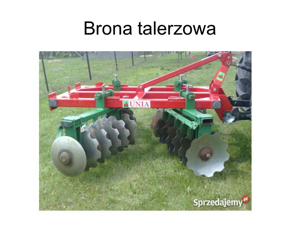 Brona talerzowa