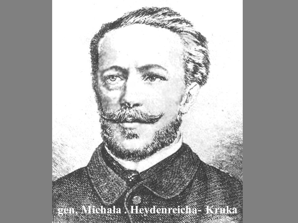 gen, Michała. Heydenreicha- Kruka