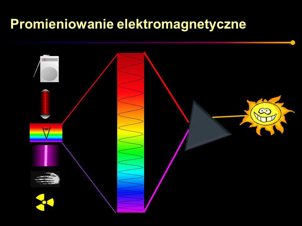 Tak świeci ciało znajdujące się w równowadze termodynamicznej Gwiazdy gorące są niebieskie, a chłodne – czerwone Aby zmierzyć temperaturę definiuje się tzw.