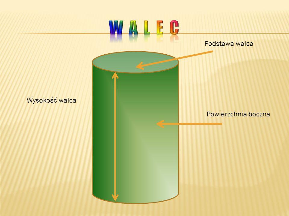 Graniastosłup prosty ma dwie równoległe podstawy, które są jednakowymi wielokątami, oraz ściany boczne, które są prostokątami.