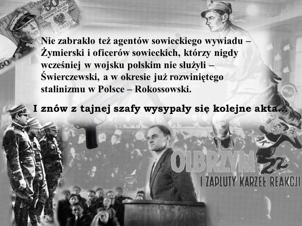 W 1943 mianowany przez Stalina dowódcą polskiej dywizji LWP i awansowany do stopnia generała. Od 12 lipca 1944r. zastępca Naczelnego Dowódcy WP. Podcz