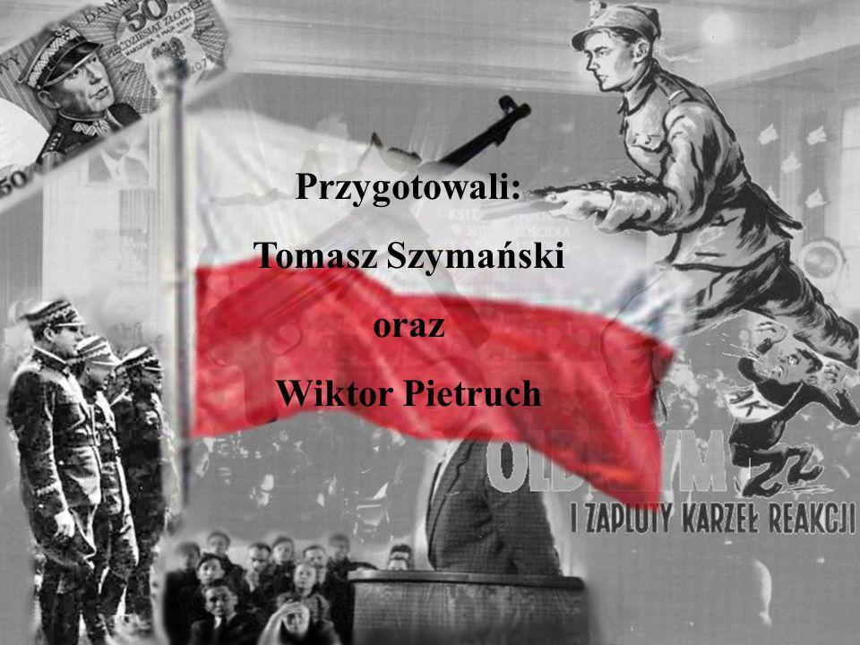 Choć od upadku systemu komunistycznego w Polsce minęło już 17 lat i poznaliśmy już dużo tajemnic tamtych czasów, to wciąż, wiele teczek i archiwów poz