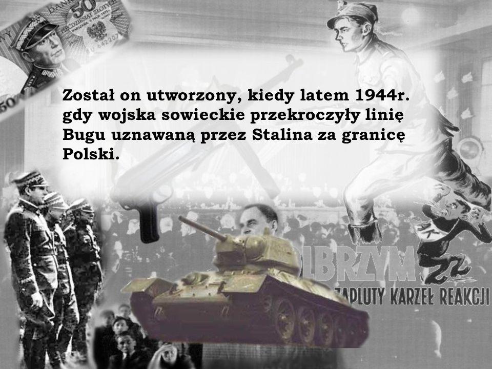 Zdrada jest odwiecznym elementem historii naszego kraju. Jedną z jej przejawów jest powstanie i działalność Polskiego Komitetu Wyzwolenia Narodowego.