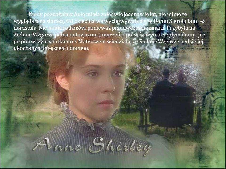 Kiedy poznałyśmy Anię miała zaledwie jedenaście lat, ale mimo to wyglądała na starszą. Od dzieciństwa wychowywała się w Domu Sierot i tam też dorastał