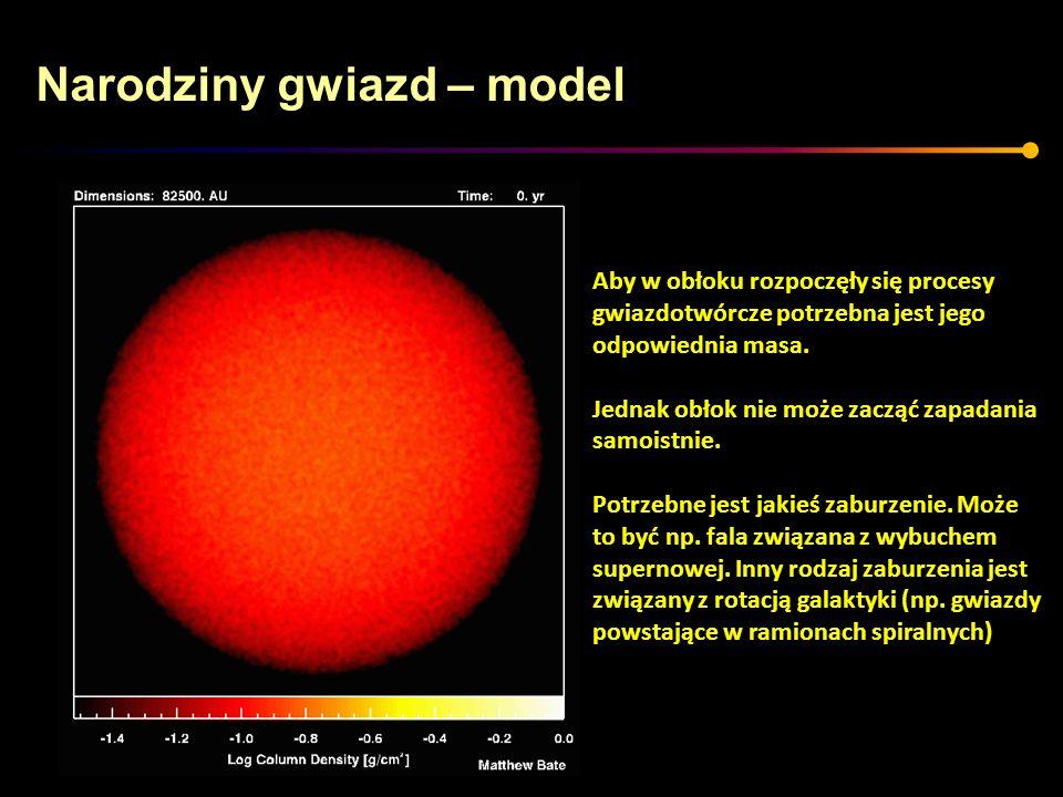 Życie na ciągu głównym grawitacja ciśnienie Równowaga zostaje zaburzona kiedy kończy się paliwo (wodór) we wnętrzu.
