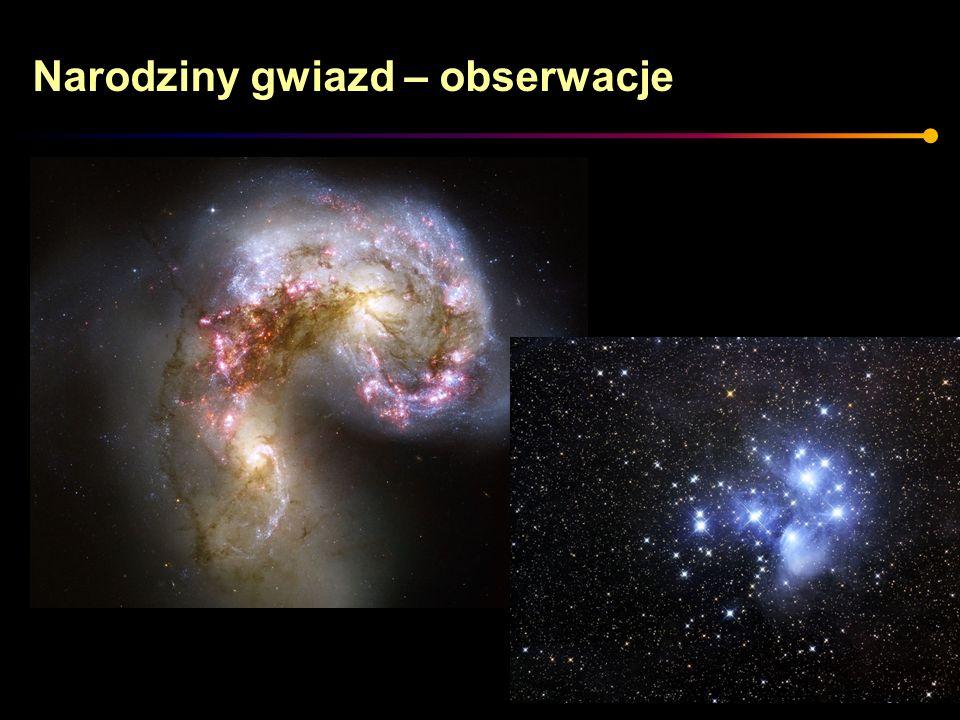 Wybuchy supernowych obserwowane były w przeszłości i widzimy pozostałości w postaci charakterystycznych obiektów mgławicowych.