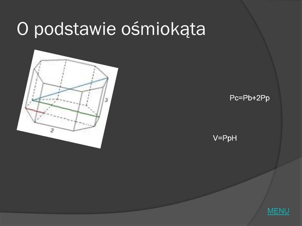 Zadanie 1 Na którym rysunku zaznaczono krawędzie prostopadłe? A) B) C) D) Sprawdzian