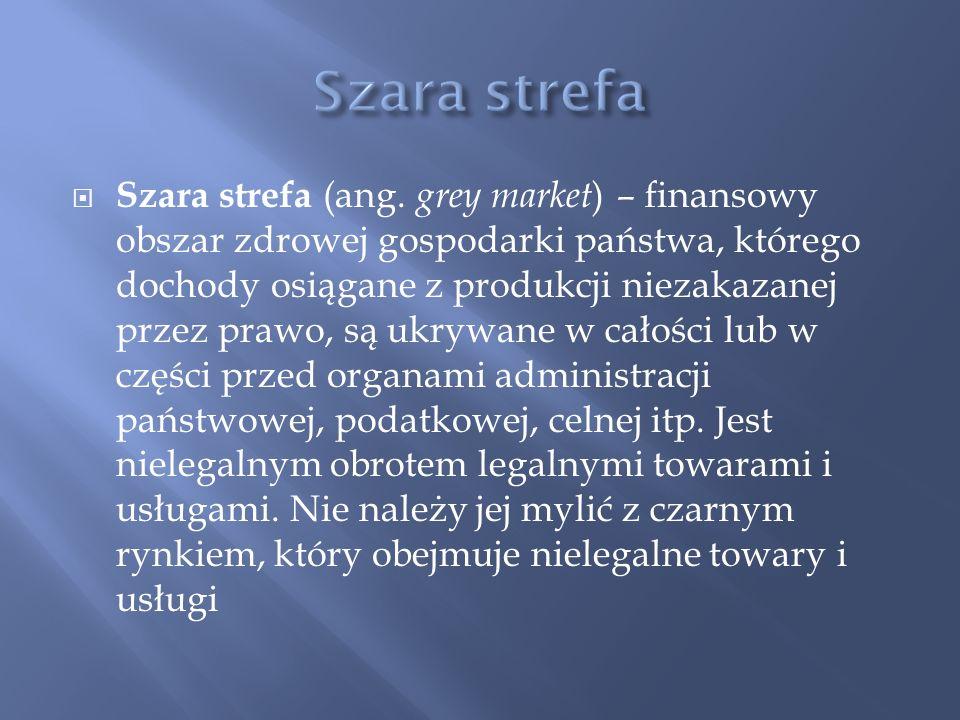 Szara strefa (ang.