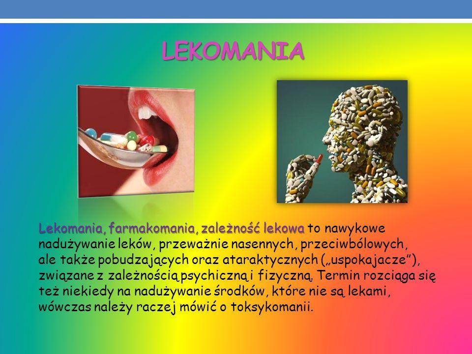 Фармакомания