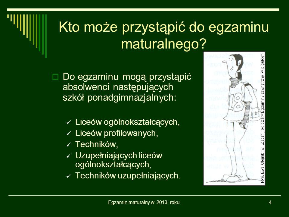Matura próbna OPERON 20 listopada, godz.9:00, język polski, pp, 170 min 21 listopada, godz.