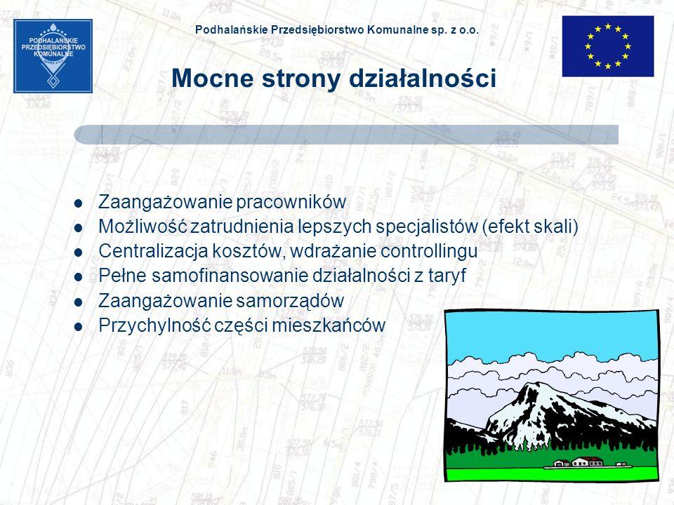 Podhalańskie Przedsiębiorstwo Komunalne sp.z o.o.